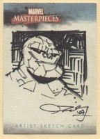 Marvel Masterpieces Set 1 by Todd Demong