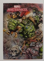 Marvel Masterpieces Set 2 by Julio Naranjo (Nar)