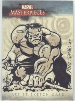 Marvel Masterpieces Set 1 by Polo Jasso