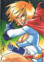 PSC (Personal Sketch Card) by Remy Mokhtar