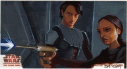 Star Wars: The Clone Wars (Season 1) by Ingrid Hardy