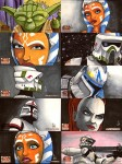 Star Wars: The Clone Wars (Season 1) by Jamie Snell