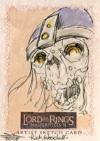 Lord of the Rings: Masterpieces 2 by Rich Woodall